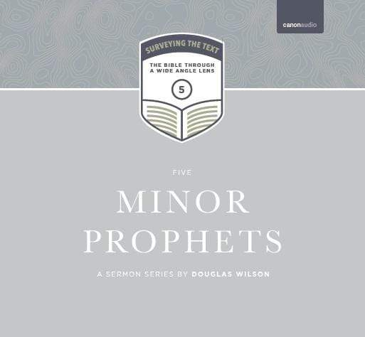 Surveying the Text V: Minor Prophets