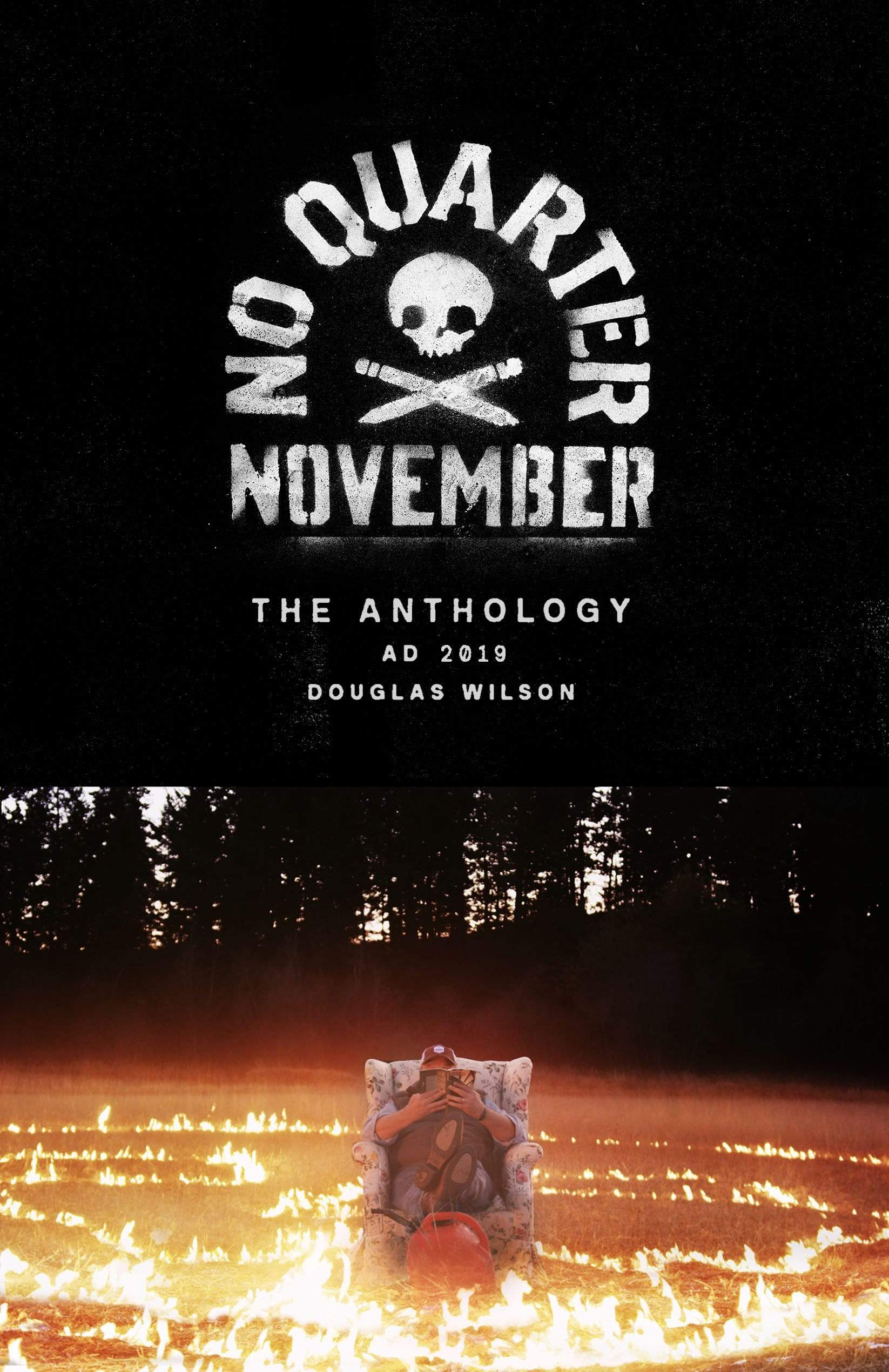 No Quarter November: The 2019 Anthology