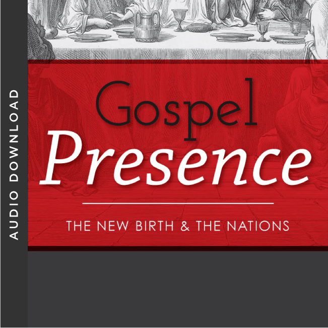Gospel Presence: The Grace Agenda 2013 (Audio Download)