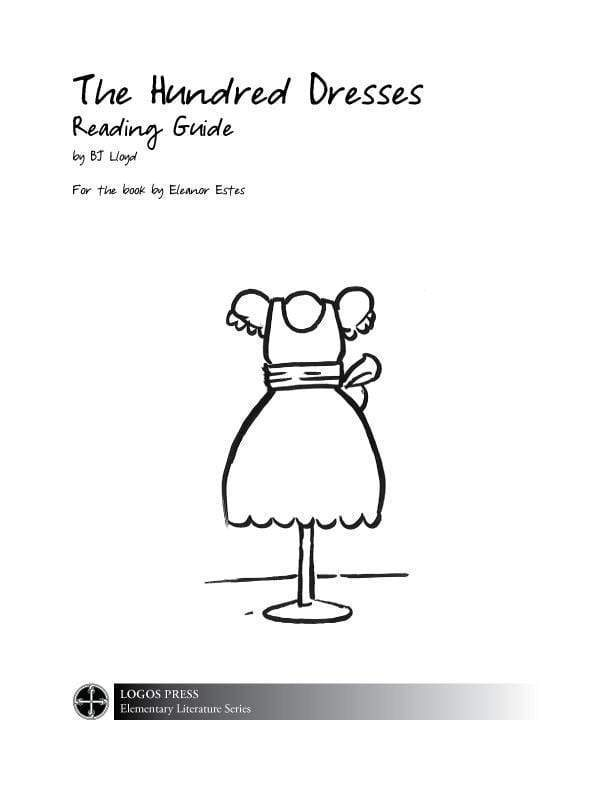 The Hundred Dresses – Reading Guide (Download)