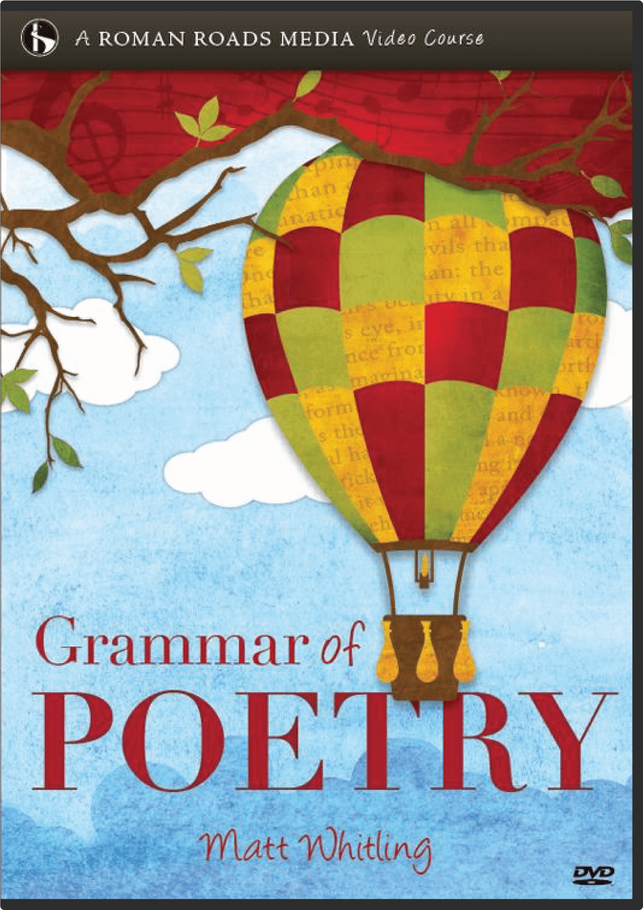 The Grammar of Poetry DVD