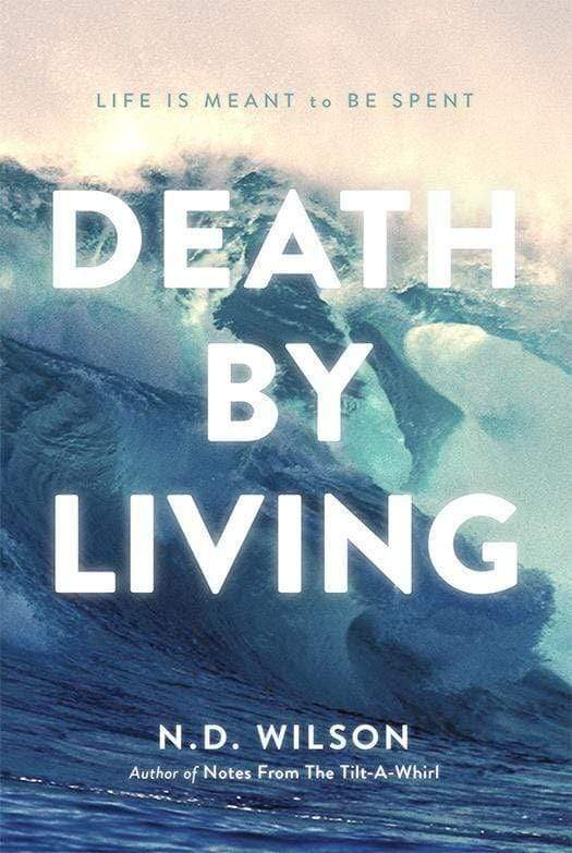 Death by Living: Life Is Meant to Be Spent Audiobook