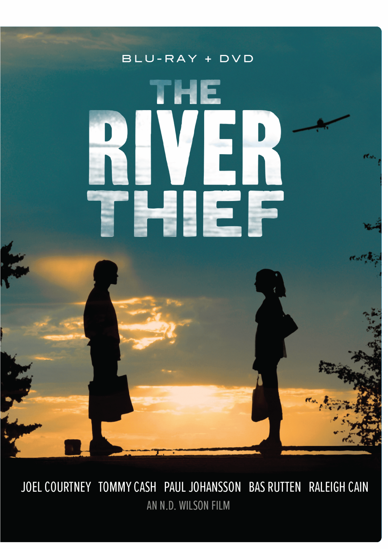 River Thief DVD and Blu-Ray