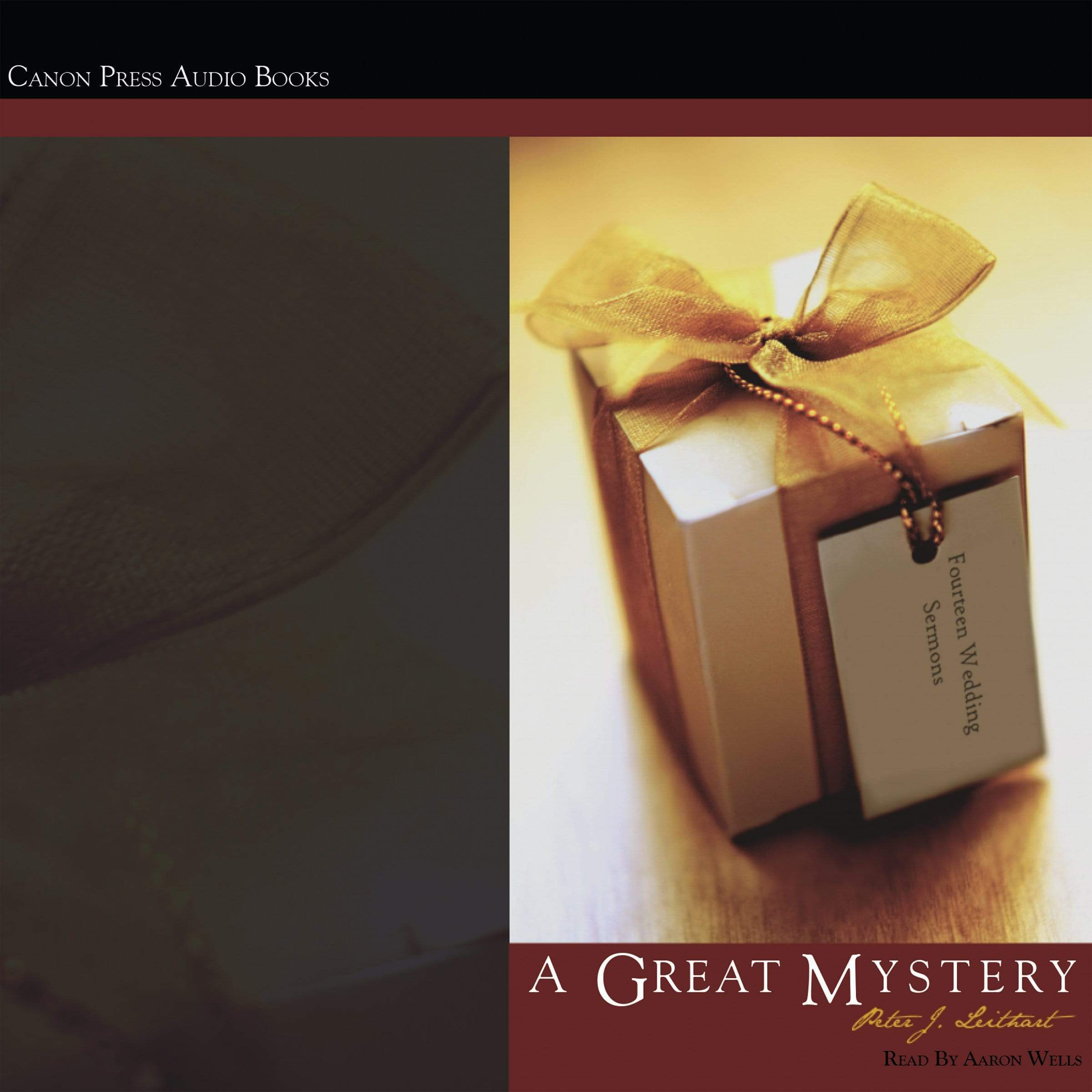 A Great Mystery: Fourteen Wedding Sermons Audiobook