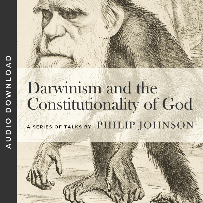 Darwinism and the Constitutionality of God