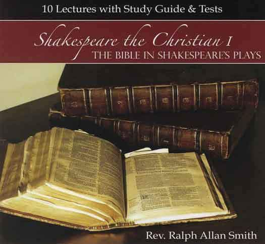 Shakespeare the Christian CD