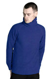Basket Weave Funnel Neck