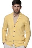 Argyle Shawl Collar Cardigan