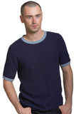 Star Short Sleeve Crew Neck