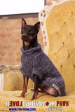 Marled Paws Roll Neck Sweater