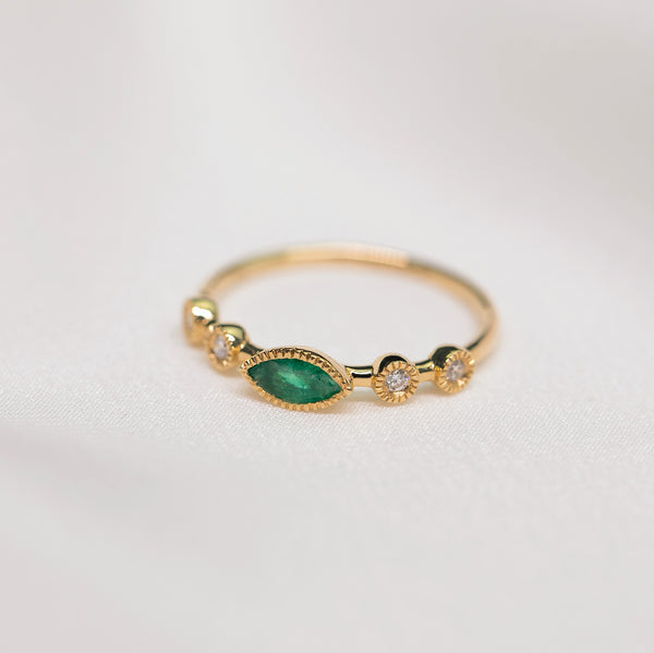 Emerald —— The Birthstone of May