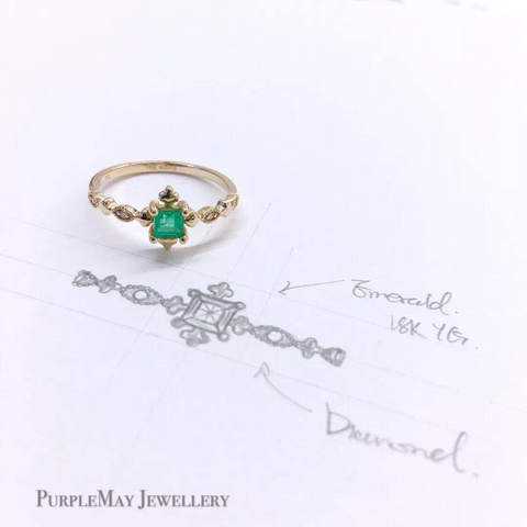 May Gemstone – Emerald