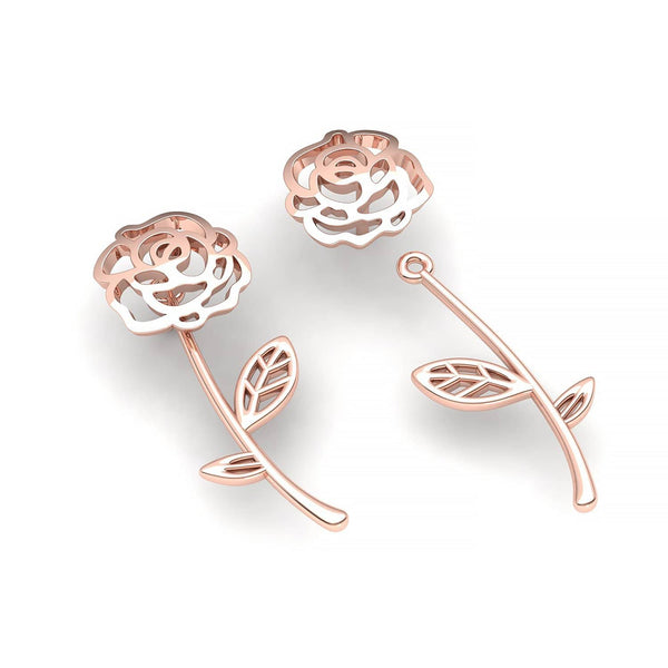 la Vie En Rose | Earrings