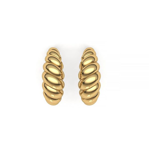Croissant | Earrings