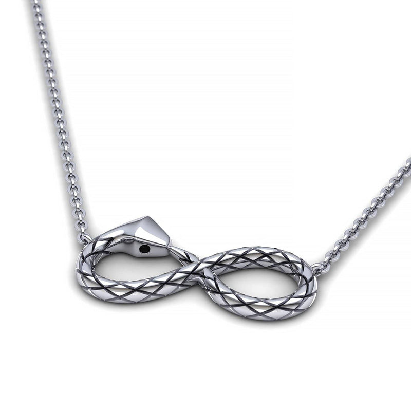 SNAKE | Necklaces