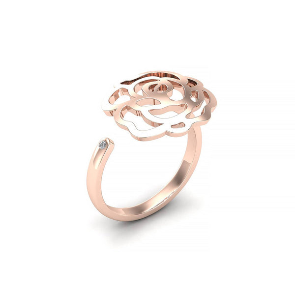 la Vie En Rose | Rings