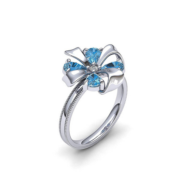 Ribbon Bow | Rings