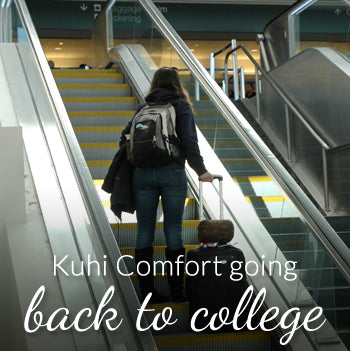 Kuhi Comfort going back to college