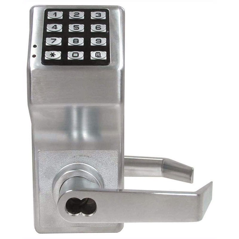 Buy Alarm Lock Trilogy® T2 Stand Alone Digital, Cylindrical Pushbutton Lock - OrchardLock.com