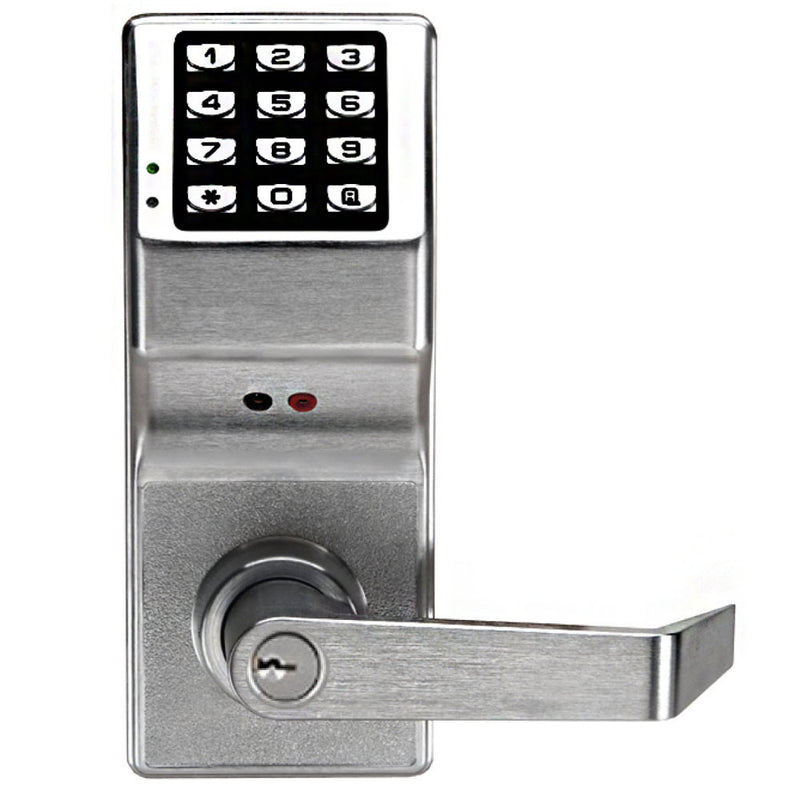 Buy Alarm Lock Trilogy® T2 AUDIT TRAIL Digital Cylindrical Keyless Pushbutton Door Lock - OrchardLock.com
