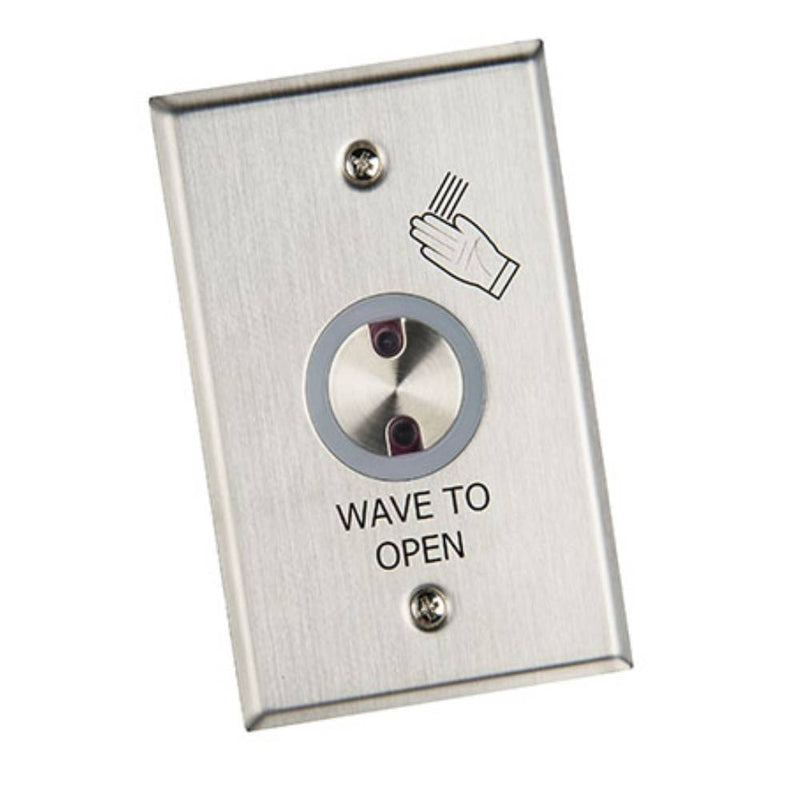 Buy Wave-to-Open Touchless Actuator Switch - Single - OrchardLock.com