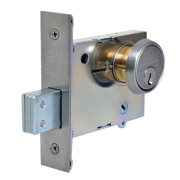 Sargent 4874 Series Laminated Stacked Steel Deadbolt - HardwareCapitol