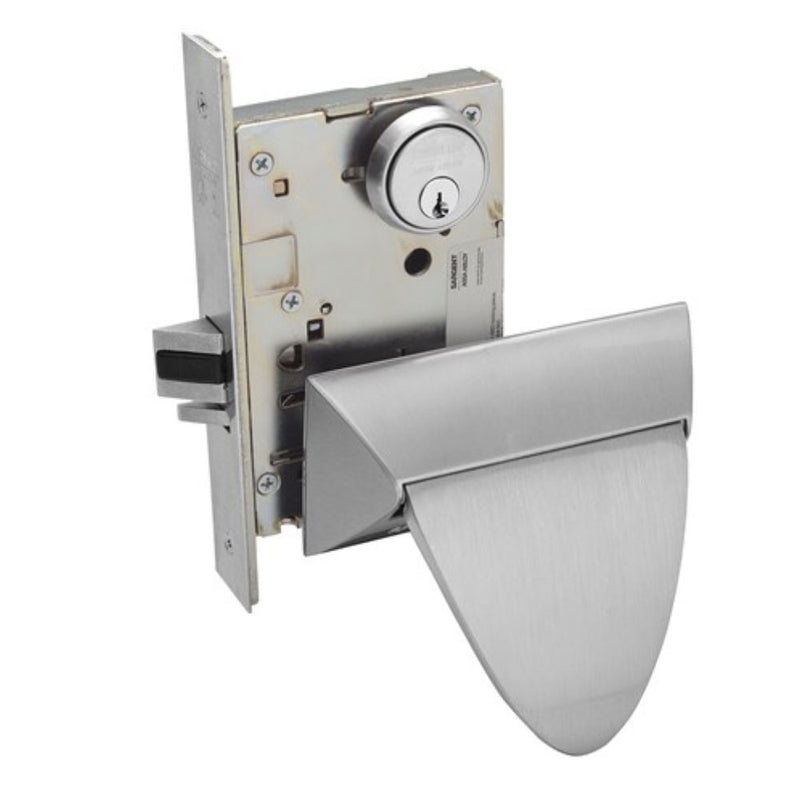 Sargent 8265 ALP Push/Pull Mortise Lock - Privacy Bedroom or Bath Function - HardwareCapitol