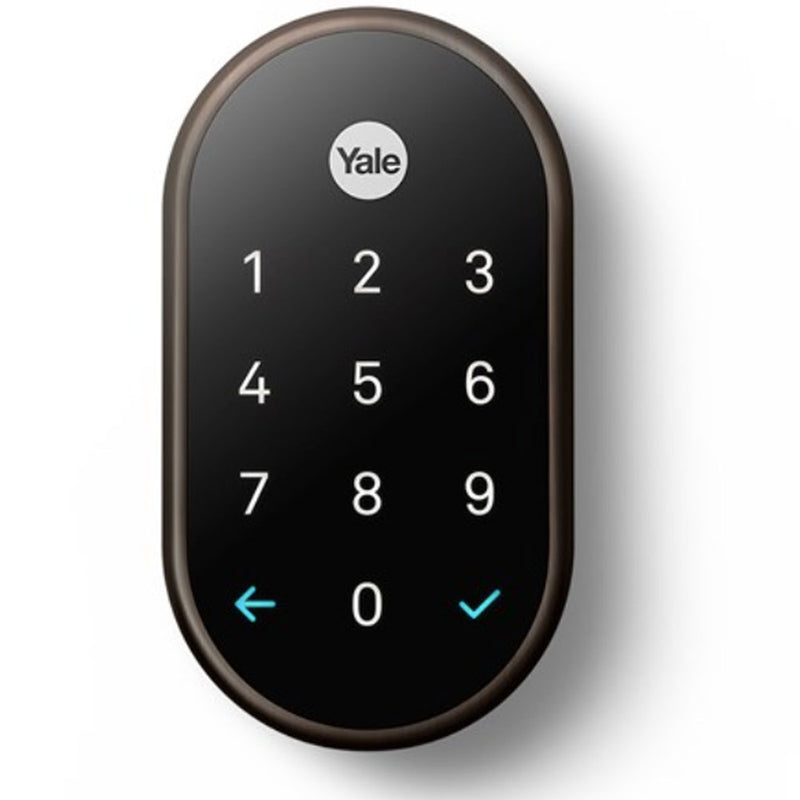 Yale Nest x Yale Lock with Connect – YRD540 - HardwareCapitol