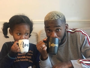 Personalised Mugs Child Size