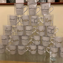Load image into Gallery viewer, Personalised Mugs Adult size