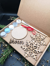 Load image into Gallery viewer, Christmas Bauble Craft Kits