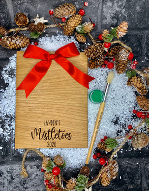 MistleTOES Print Kit