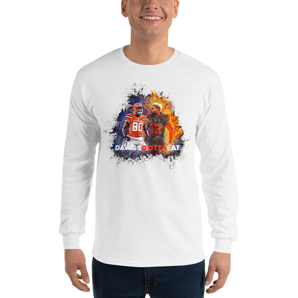 Dogs Gotta Eat Long Sleeve T-Shirt