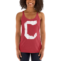 "Cleveland Indians ""C Ohio"" Ladies' Tank"