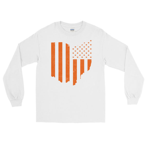 Browns Ohio Long Sleeve T-Shirt