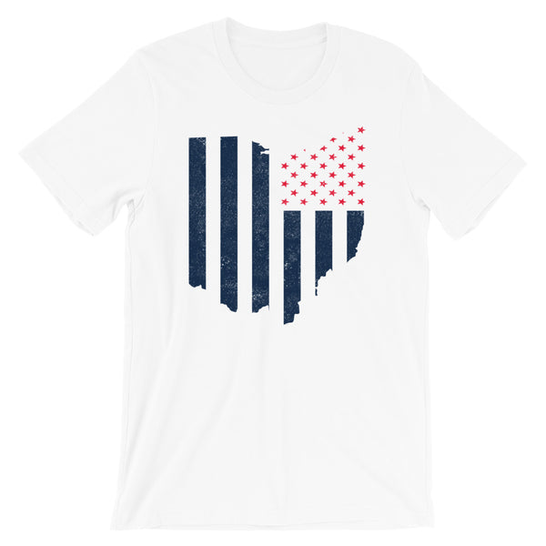 Indians Ohio Short-Sleeve Unisex T-Shirt
