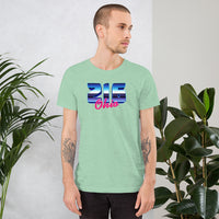 Retro 216Short-Sleeve Unisex T-Shirt