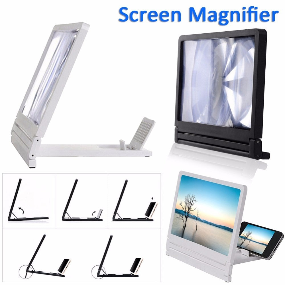 Phone Screen Magnifier