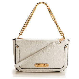 Azora Ivory Cross Body Bag
