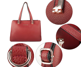 Burgundy  Women's Fashion Handbag
