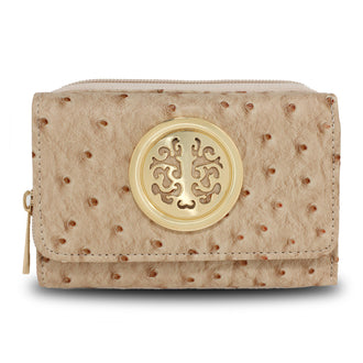 Azora Beige Purse