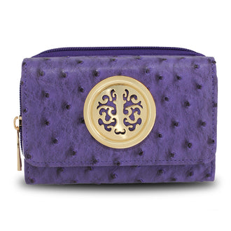 Azora Purple Purse