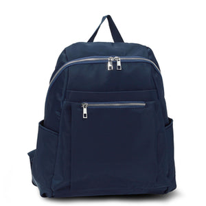 Navy Unisex  Backpack