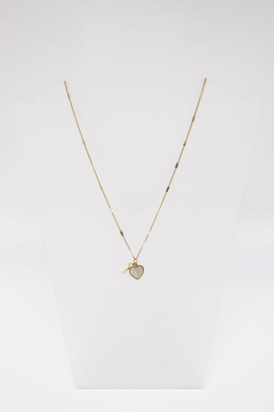 "Unique ""Amari"" Gold Plated Necklace"