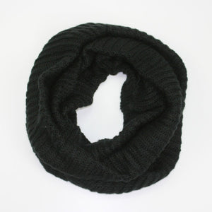 X VIRGINIA-BLACK Women winter Snood
