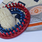 kidknits craft kit chile