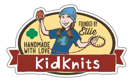 Girl Scouts KidKnits Patch