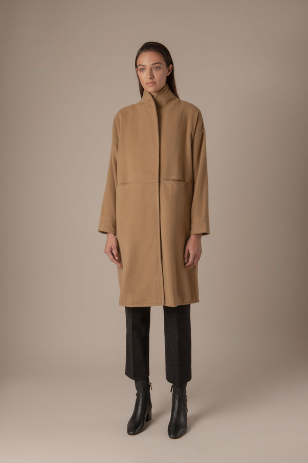 Marcella Cashmere Coat
