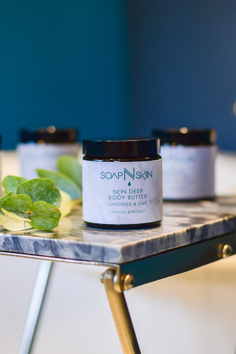 Skin Deep- Body Butter Neroli & Patchouli