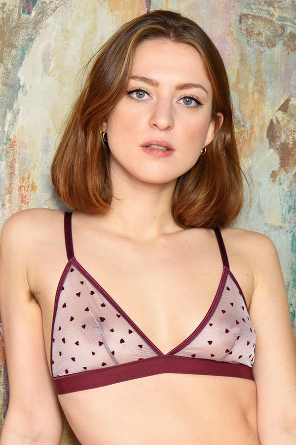 Amour Rose Bra